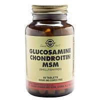Глюкозамин-Хондроитин (Glucosamine Chondroitin Complex) Солгар №60