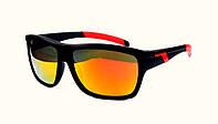 Солнцезащитные очки пластиковые спортивные, Toxic