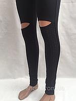 Лосины женские эластик , размеры S М L XL, №5871, фото 1