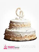 """Свадебный торт на заказ """"Саша+Алена"""""""