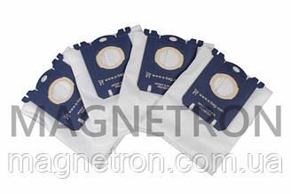 Набор мешков (4 шт) E201B S-BAG Classic Long Performance к пылесосу Electrolux 9002560598