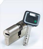 Цилиндр Mul-T-Lock MT5+ 90мм.(40х50) ключ-ключ (матовый хром)