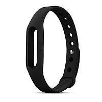 Ремешок для фитнес-трекера Xiaomi Mi Band 2 Black черный оригинал Гарантия!