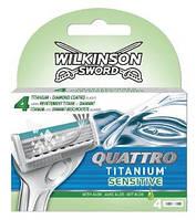 "Картридж ""Schick / Wilkinson Quattro"" (4)"