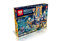 Конструктор Lepin14037 Королевский замок Найтон (аналог Lego Nexo Knights 70357)