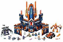 Конструктор Lepin14037 Королевский замок Найтон (аналог Lego Nexo Knights 70357), фото 3