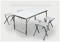 Набор для пикника (стол + 4 стула) № 2