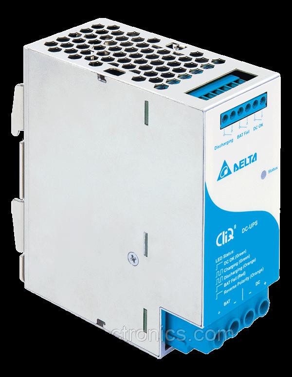 Модуль безперебійного живлення 24В, максимальне навантаження 40А, серії CliQ II на DIN рейку, DRU-24V40ABN