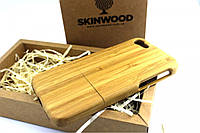 Деревянный раскладной чехол Сандал для iPhone 7