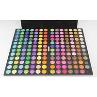 Профессиональная палитра теней 168 цветов MAC