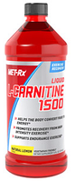L-Карнитин MET-RX L-Carnitine 1500 Liquid (473ml)