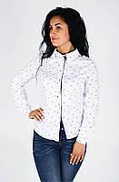 """Стильная женская рубашка """"176"""", фото 1"""