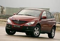 Фаркоп на автомобиль SSANGYONG ACTYON кроссовер 2006-2011
