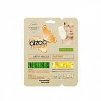 Подтягивающая маска для глаз Dizao  Бамбук и Рисовые листья (1 шт)