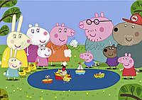 Вафельная картинка Свинка Пеппа