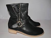 SDS _Отличные современные нарядные ботинки _  38р_ст.24.5см Н49