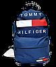 Практичный рюкзак TH синего цвета KJH-353009