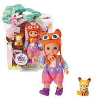 Кукла Zapf Mini Chou Chou Совуньи Лисички Лакки 920336