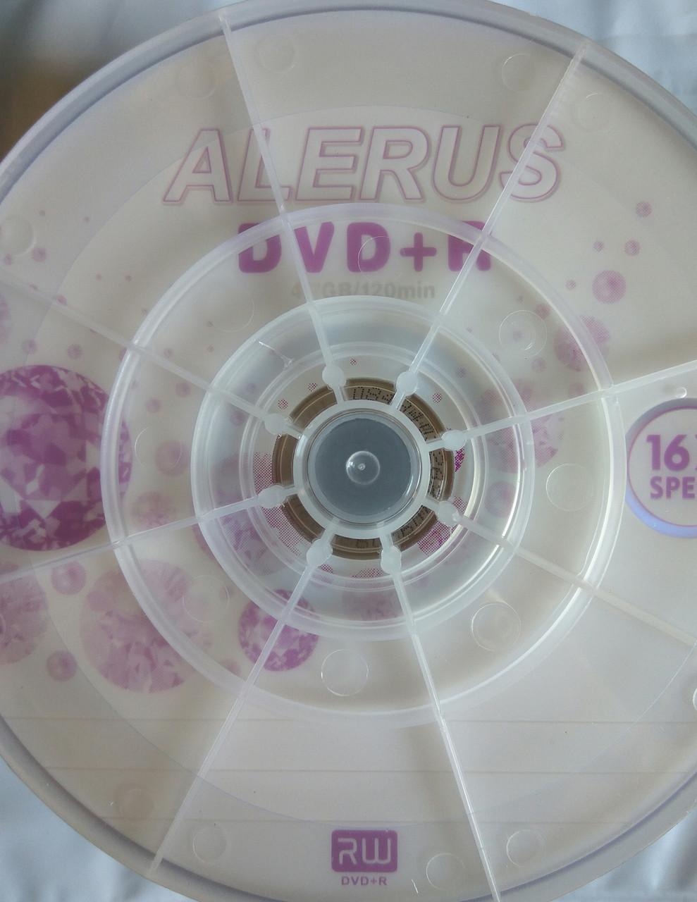 DVD + -  R Alerus 16 х (50 шт)