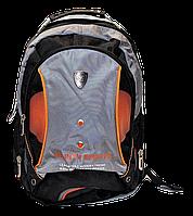 Мужской рюкзак SHUNYU серо-черного цвета YQQ-864300, фото 1