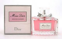 Женская туалетная вода Christian Dior Miss Dior Absolutely Blooming EDT 100ml