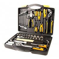 Набор инструментов 56 предметов MasterTool 78-515