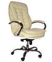 Кресло для руководителя Примтекс Плюс Barselona Chrome H-17