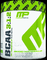 БЦАА, MusclePharm, BCAA Powder, 30 порций