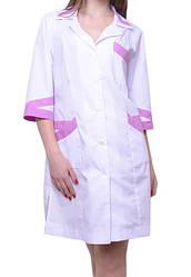 Медицинские халаты и костюмы батист