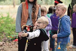 Пиратский квест для детей. День рождения Мирослава 6 лет от Склянка Мрий. 24.09.2016г  6