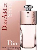 Женская туалетная вода Christian Dior Addict Shine edt 50ml