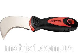 Нож, 200 мм,  для напольных покрытий, двухкомпонентная рукоятка// MTX
