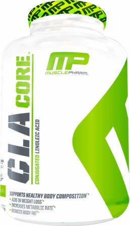 Лінолева кислота, CLA, MusclePharm, CLA Core, 90 Softgels