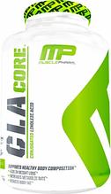 Лінолева кислота, CLA, MusclePharm, CLA Core, 90 Softgels