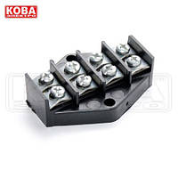 Клеммная колодка Кова-электро 4х10мм2
