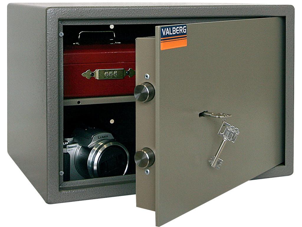Сейф мебельный ASM-30 (ВхШхГ - 300х440х355)