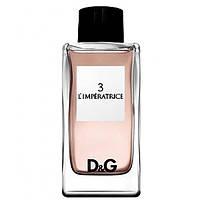 Dolce Gabbana Anthology L`Imperatrice 3 EDT 100 ml TESTER