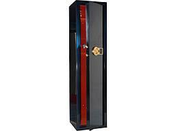 Сейф оружейный Арсенал EL Gold (3 - 5 стволов) ВхШхГ - 1404х354х350