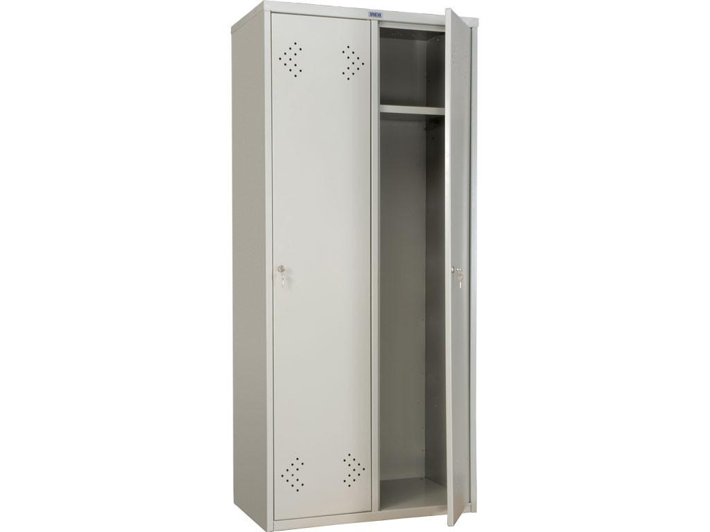 Шкаф одёжный LS-21-80 (ВхШхГ - 1860х813х500) БЕСПЛАТНАЯ ДОСТАВКА!