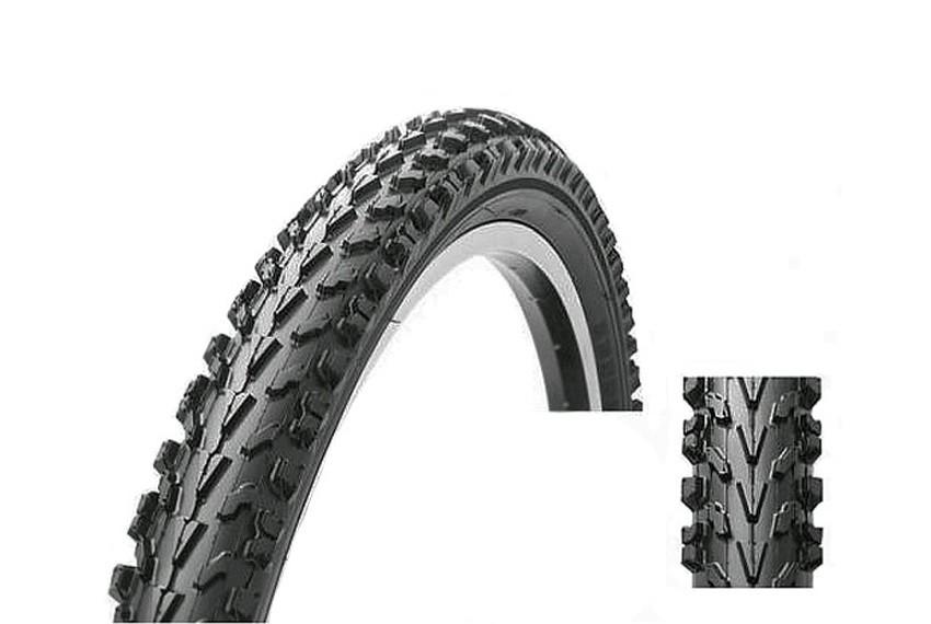 Шина велосипедна MTB 24x2.10 876 Kenda Premium