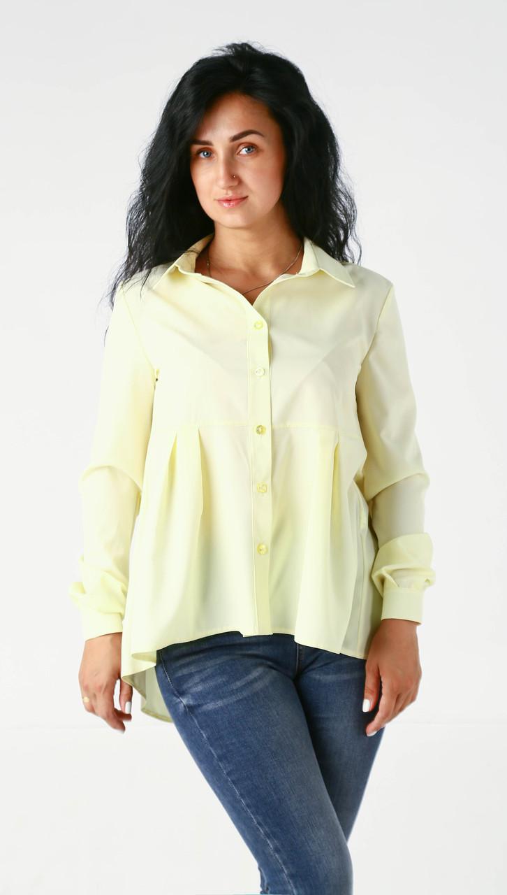 """Стильна модна елегантна блуза """"175"""" Розміри 42,44,46,48."""