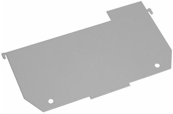 Пластина для картотеки AFC-06 (на два разделения в ящике)