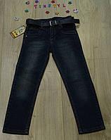 Модные  джинсы    для мальчика на рост на 5-10 лет