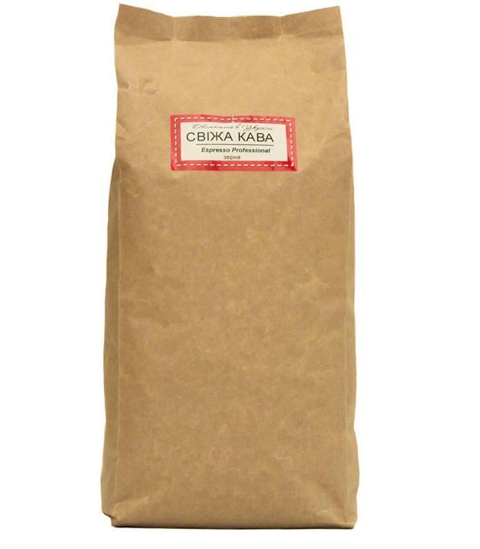 Эспрессо-смесь Professional 75% Арабика 25% Робуста 1 кг