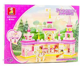 Конструктор Sluban M38-B0251 Розовая мечта Волшебный замок принцессы