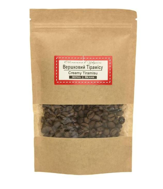 Сливочный Тирамису Свіжа кава 100 г