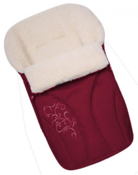 Зимний конверт с вышивкой Womar № 25 вишня