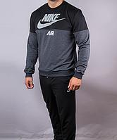 Спортивный костюм NIKE AIR антрацит черный