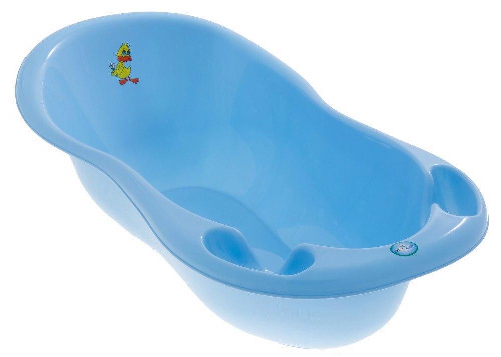 Ванна с термометром Tega Большая 102 см С Термометром TG-059 Ter 102 BALBINKA голубой