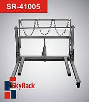Тележка гидравлическая для перемещения колес SkyRack SR-41005